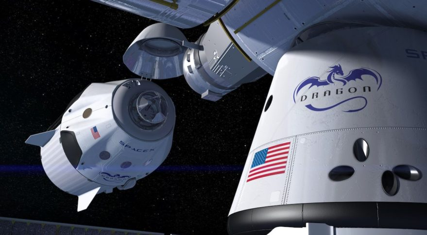 SpaceX's Crew Dragon Mishap Can Delay First Manned Flight To The ISS