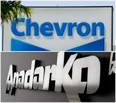 Deal With Anadarko Petroleum Breaks But Chevron Stocks Spike Up