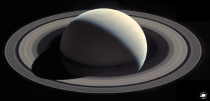 NASA's Cassini Gives An Insight Into The Beautiful Saturn Rings