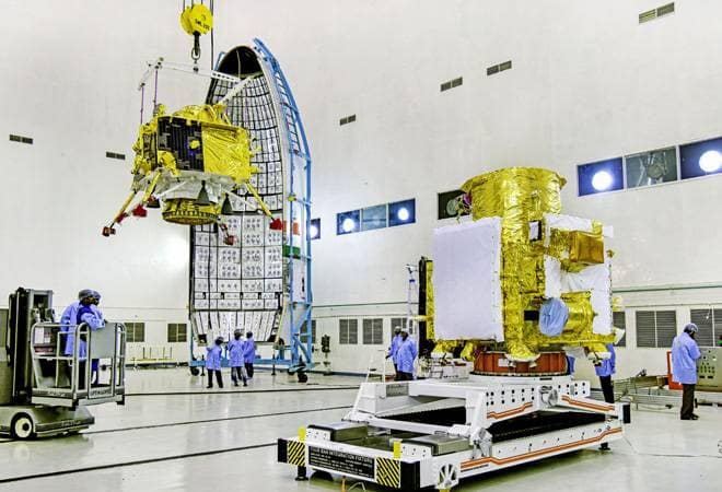 India Releases 1st Pictures Of Chandrayaan 2 Satellite—Report