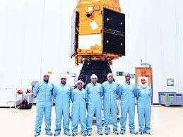 Launch Of UAE's Falcon Eye Satellite Postponed Yet Again