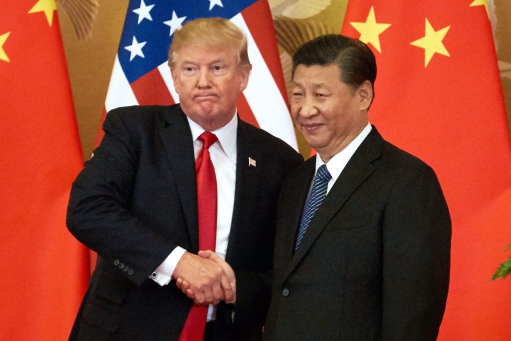 Trade Talks With China Already Restarted Says Trump—Report
