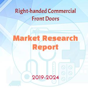 Right-handed Commercial Front Doors Market
