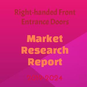 Right-handed Front Entrance Doors Market