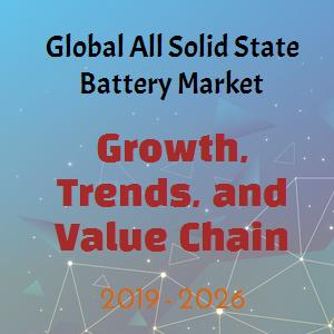 Global All-Solid-State Battery Market 2019 Strategic
