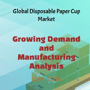 Global Disposable Paper Cup Market Growing with Significant