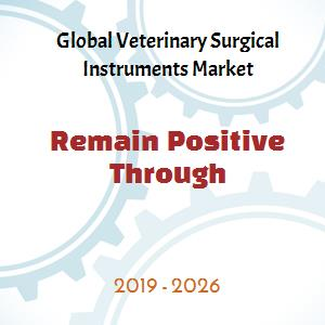 Global Veterinary Surgical Instruments Market 2019 Strategic