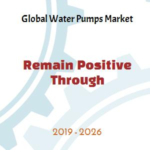 Global Water Pumps Market Explored In Latest Research | Key