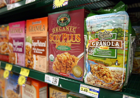Global Organic Cereals Market