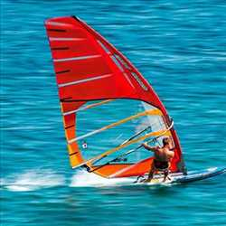 Global Slalom Windsurf Sails Market