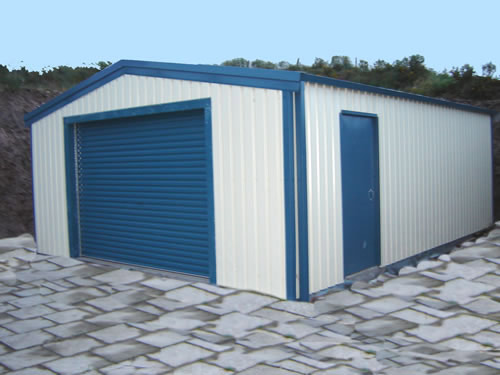 Global Steel Covered Sheds Market