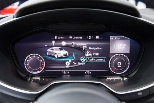 Global Digital Instrument Cluster Market