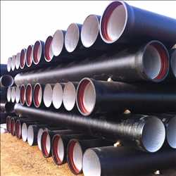 Global Ductile Cast Iron Pipes Market