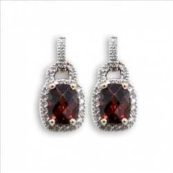 Global Garnet Earrings Market