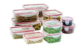 Global Household Food Storage Containers Market
